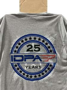 IDPA 25th Anniversary Long Sleeve T-shirt